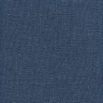 Indigo blue solid linen textured vinyl wallpaper free for Solid vinyl wallcovering