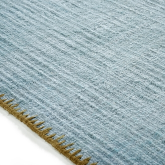 Elitis Atacama Designer Baby Blue High End Linen Designer